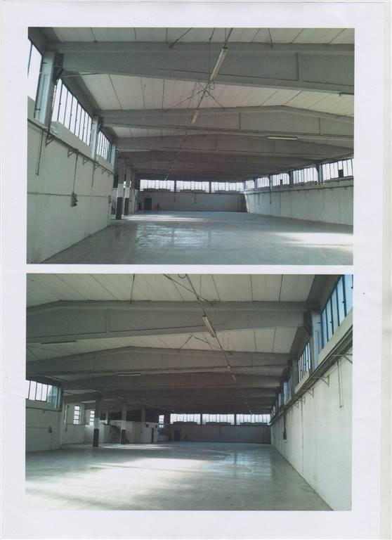 Capannone industriale, Cavazzoli, Reggio Emilia, ristrutturato