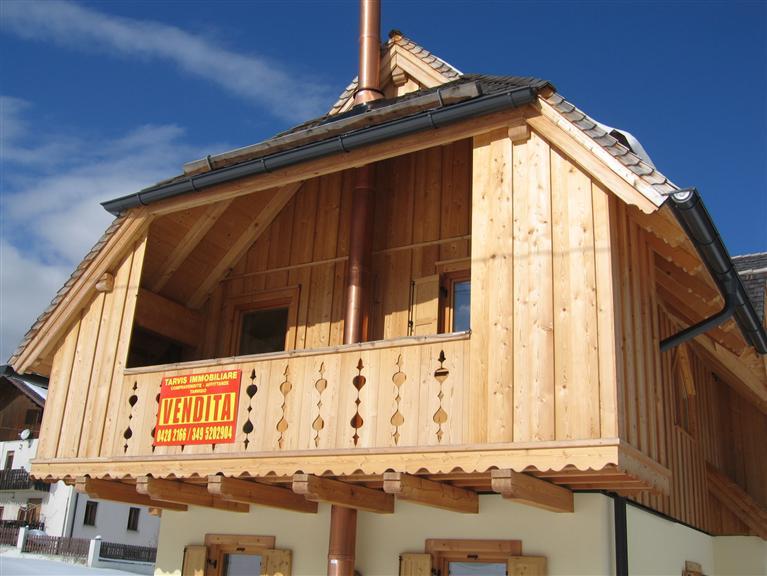 Appartamento in vendita a Tarvisio, 4 locali, zona Zona: Camporosso, prezzo € 210.000 | Cambio Casa.it