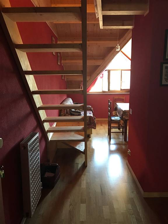 Attico / Mansarda in affitto a Tarvisio, 3 locali, Trattative riservate | CambioCasa.it