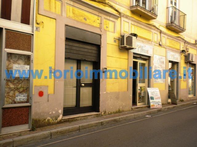 Negozio / Locale in affitto a Santa Maria Capua Vetere, 2 locali, prezzo € 285 | Cambio Casa.it