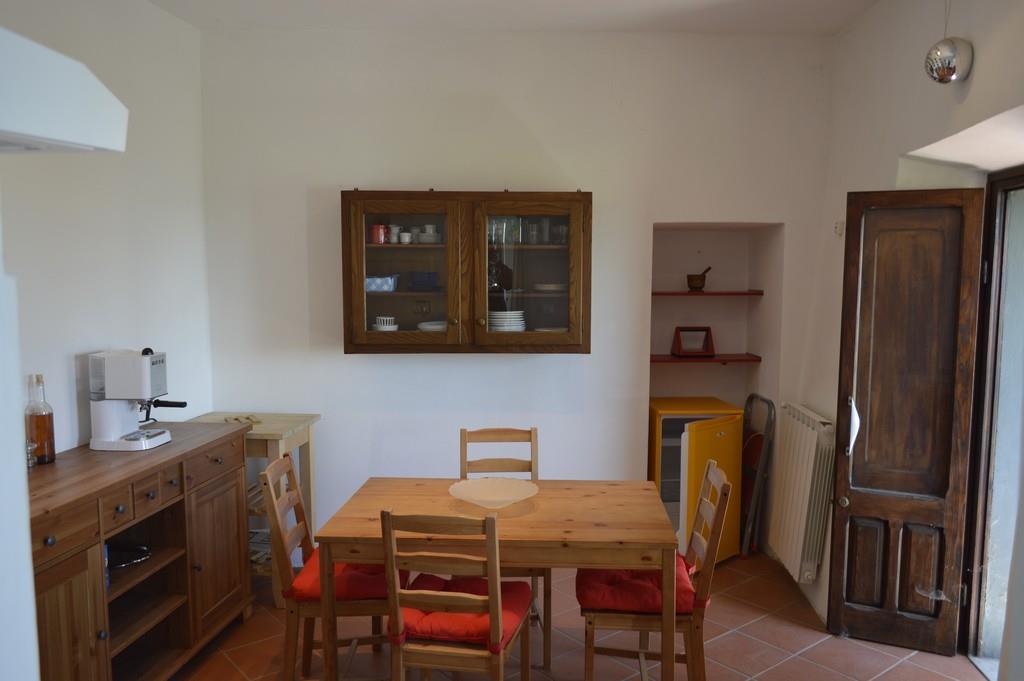 Appartamento in vendita a Montieri, 4 locali, zona Zona: Boccheggiano, prezzo € 79.000 | Cambio Casa.it