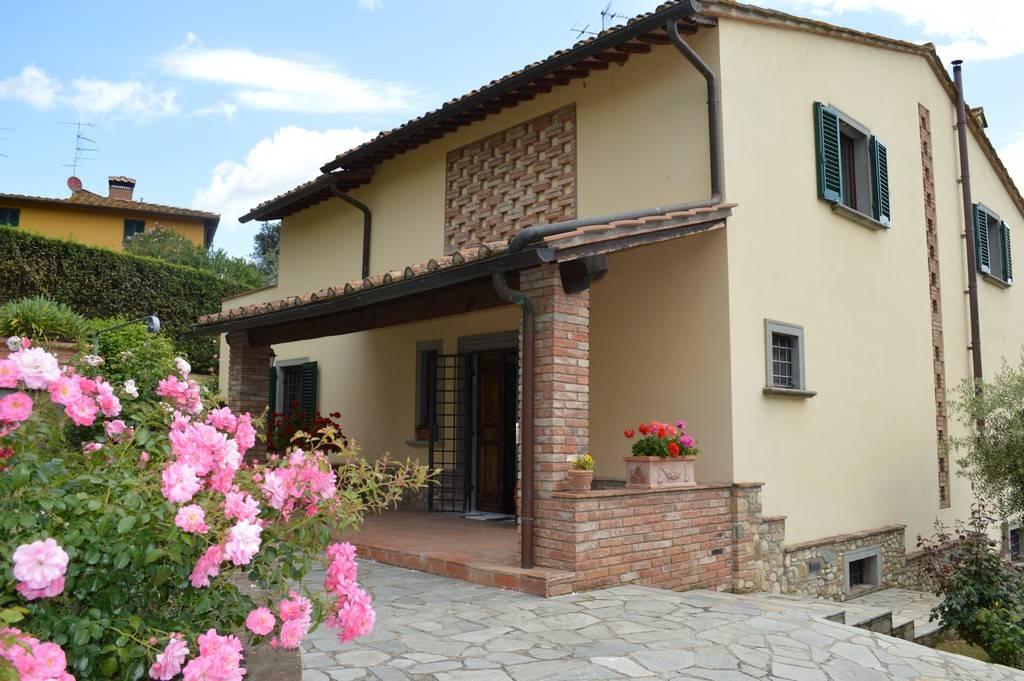Soluzione Indipendente in vendita a Montespertoli, 6 locali, zona Località: LUCARDO, prezzo € 990.000 | Cambio Casa.it