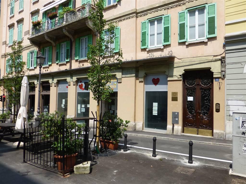 Negozio / Locale in affitto a Trieste, 1 locali, zona Zona: Semicentro, prezzo € 1.800 | CambioCasa.it