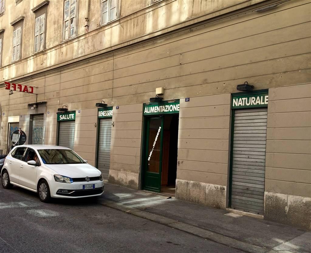 Negozio / Locale in affitto a Trieste, 9999 locali, zona Località: LARGO BARRIERA, prezzo € 950 | Cambio Casa.it