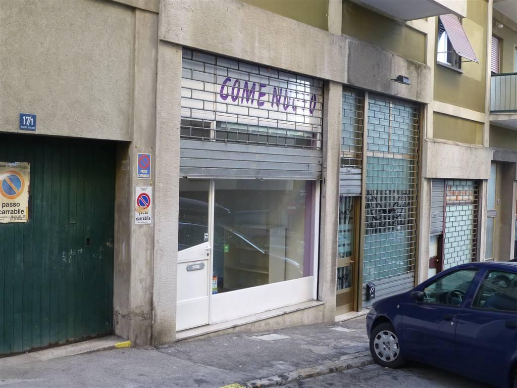 Negozio / Locale in affitto a Trieste, 9999 locali, zona Località: SAN GIACOMO, prezzo € 350 | Cambio Casa.it