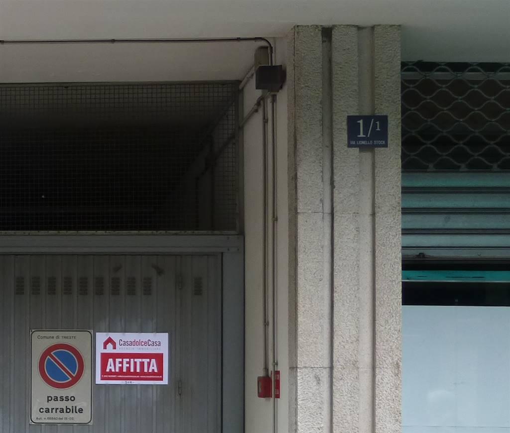 Box / Garage in affitto a Trieste, 1 locali, zona Località: ROIANO, prezzo € 170 | CambioCasa.it