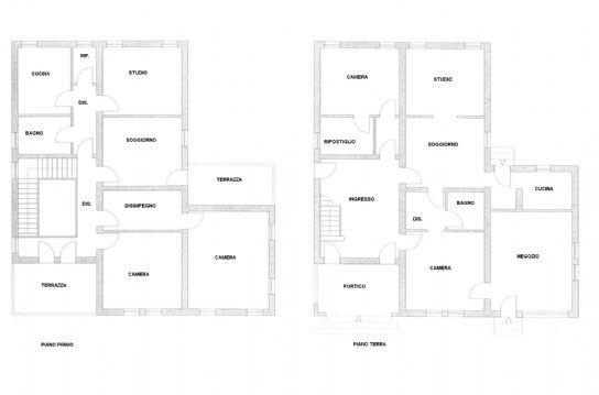 Casa Indipendente vendita VENEZIA-MESTRE (VE) - 7 LOCALI - 370 MQ