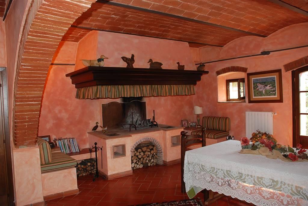 Rustico / Casale in vendita a Fauglia, 10 locali, zona Zona: Luciana, prezzo € 580.000 | Cambio Casa.it
