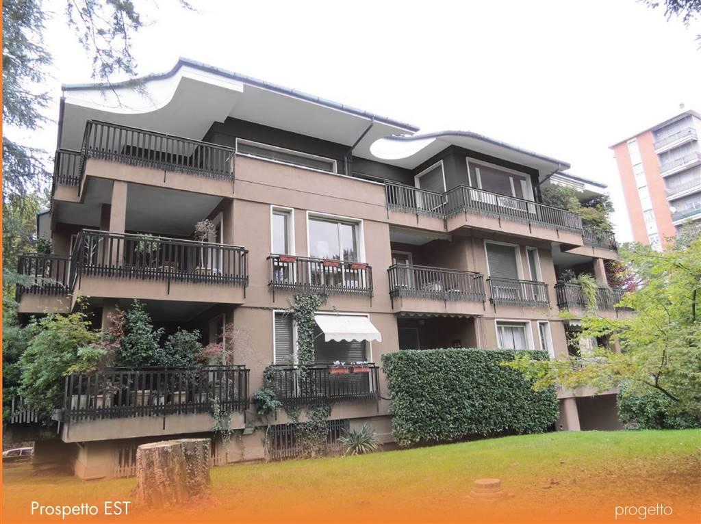 Appartamento in Vendita a Carate Brianza: 4 locali, 170 mq