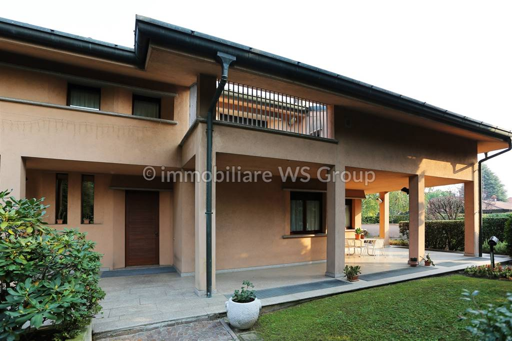 Villa in Vendita a Giussano:  5 locali, 710 mq  - Foto 1