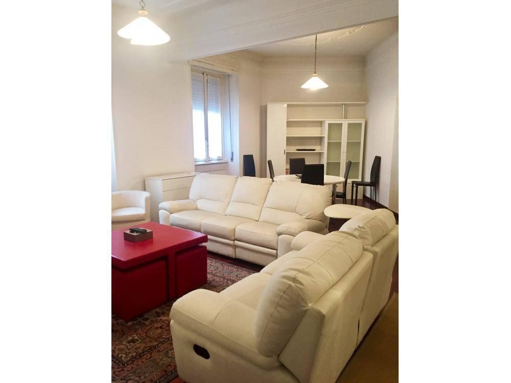 Appartamento in Vendita a Milano 17 Marghera / Wagner / Fiera: 3 locali, 120 mq