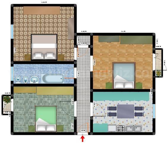 Appartamento Via Mariotto Albertinelli  12  a Milano