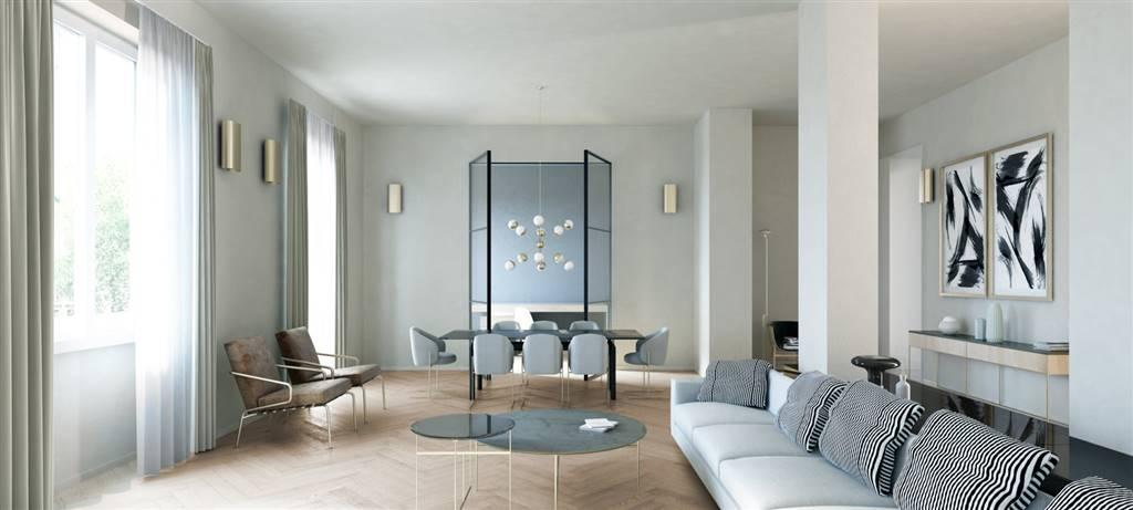 Appartamento in Vendita a Milano 17 Marghera / Wagner / Fiera:  5 locali, 225 mq  - Foto 1