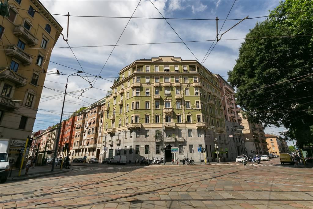Appartamento in Affitto a Milano 01 Centro storico (Cerchia dei Navigli): 3 locali, 135 mq
