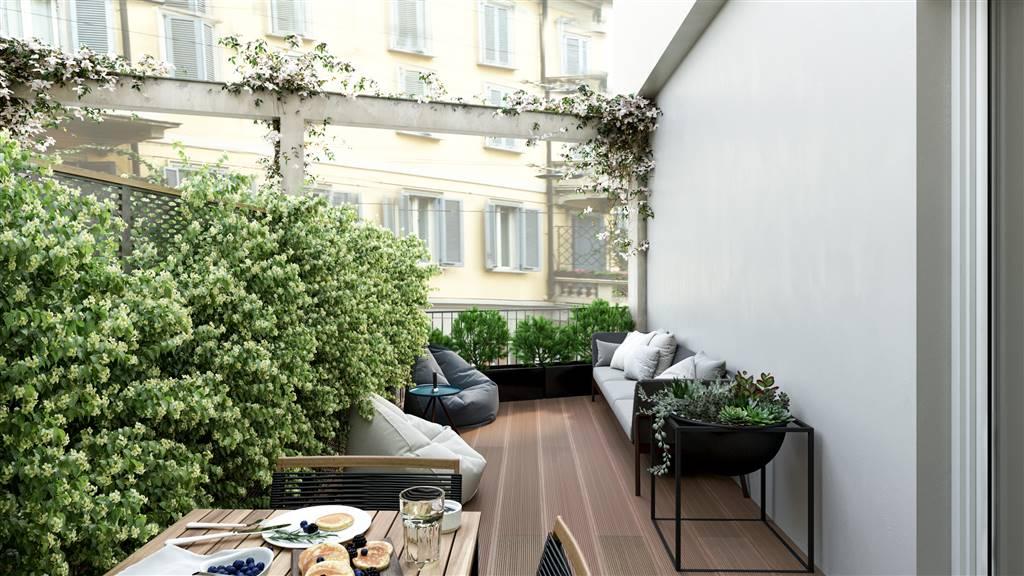 Appartamento in Vendita a Milano: 2 locali, 65 mq
