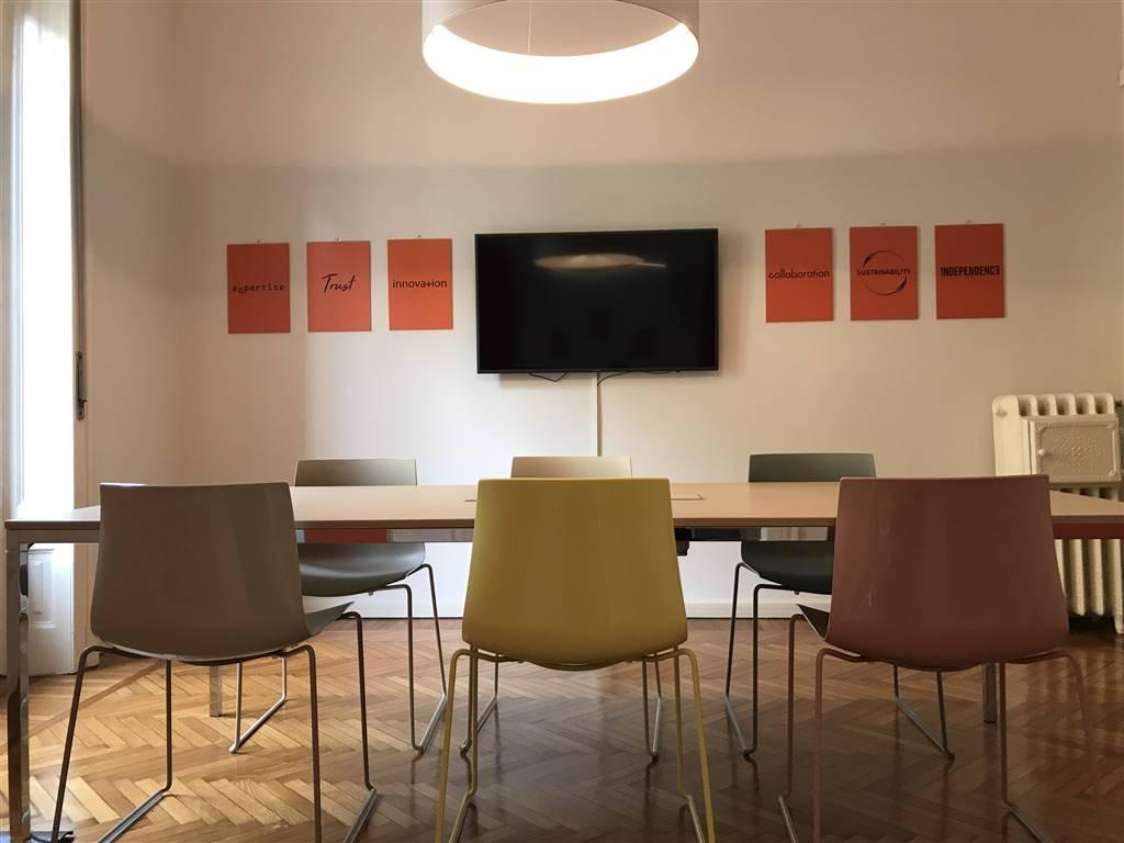 Ufficio-studio in Affitto a Milano 06 Italia / Porta Romana / Bocconi / Lodi: 5 locali, 100 mq