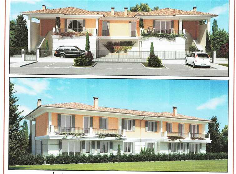 Soluzione Indipendente in vendita a Carpi, 4 locali, zona Località: CIBENO, prezzo € 261.000 | Cambio Casa.it