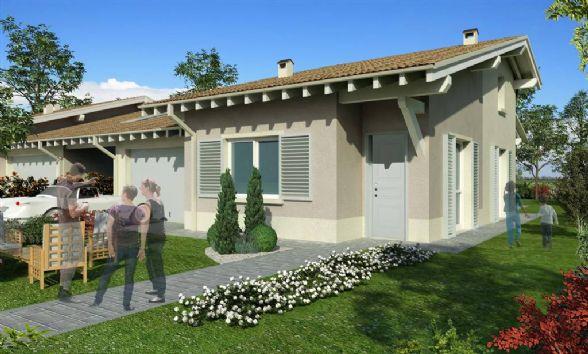 Villa in vendita a Carpi, 5 locali, zona Zona: Gargallo, prezzo € 365.000 | Cambio Casa.it