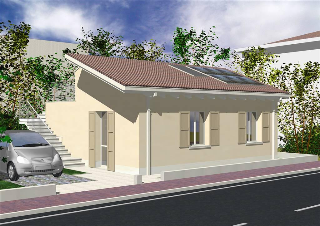 Villa in vendita a Carpi, 3 locali, zona Località: MANZONI, prezzo € 245.000 | Cambio Casa.it