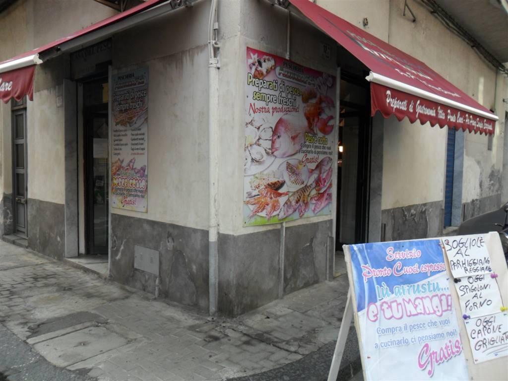 Negozio / Locale in vendita a Catania, 2 locali, zona Località: VIA IMPERIA-VIA V.GIUFFRIDA, prezzo € 78.000 | Cambio Casa.it