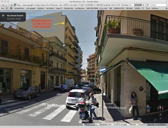 Appartamento in affitto a Acireale, 4 locali, prezzo € 500 | Cambio Casa.it