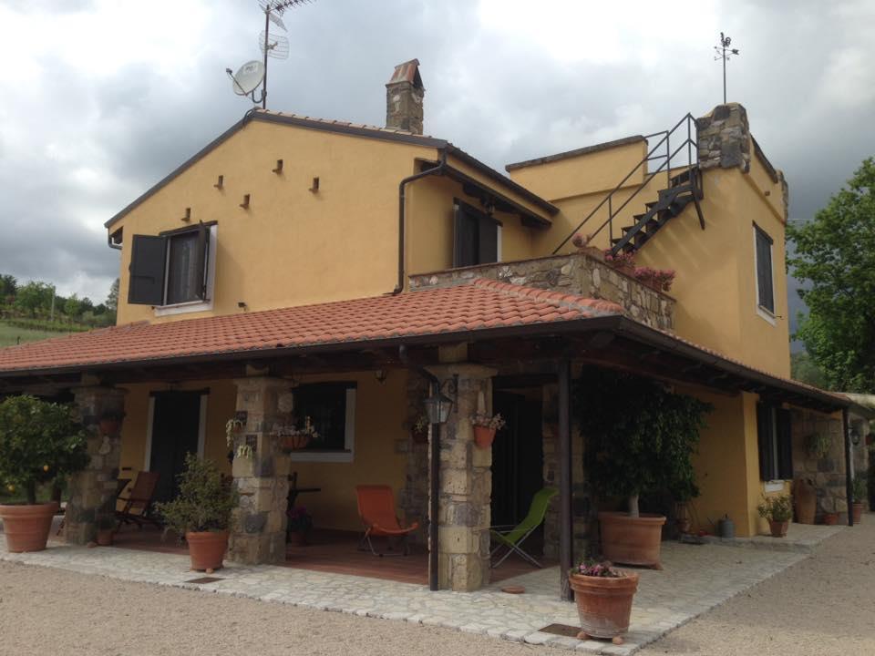 Villa-Villetta Vendita Castel Campagnano