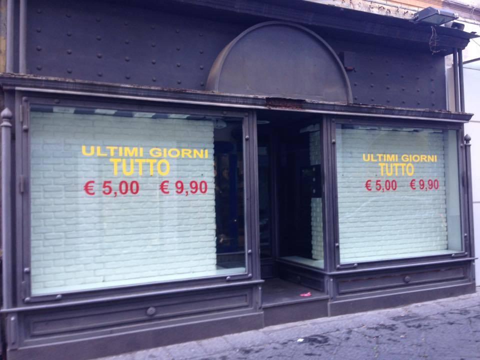 Negozio / Locale in affitto a Caserta, 1 locali, zona Zona: Centro, prezzo € 950 | CambioCasa.it