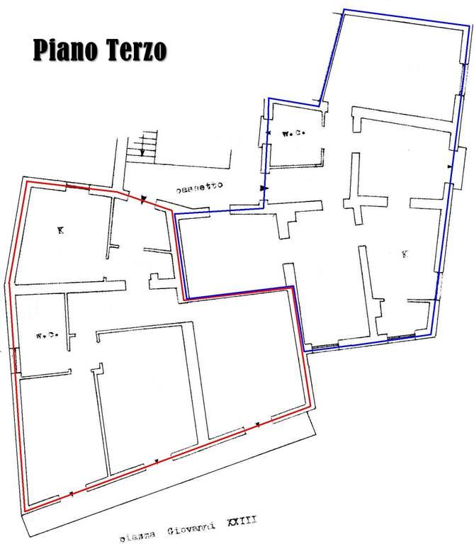 Palazzo-stabile in Vendita Teano in provincia di Caserta