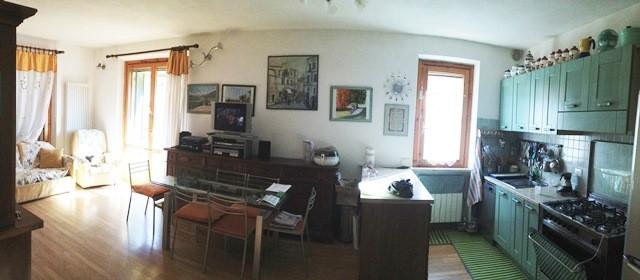 soggiorno cucina - Rif. PL302