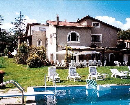 Villa, Caprarola