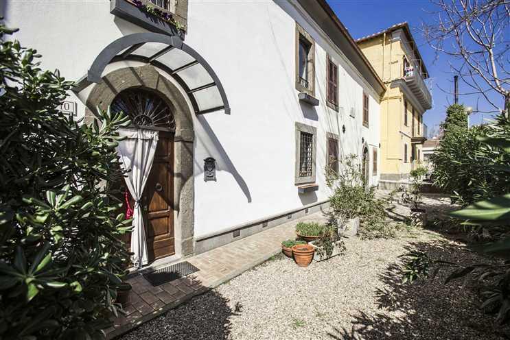 Terratetto, San Martino Al Cimino, Viterbo, ristrutturato