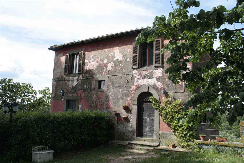 Rustico casale, San Martino Al Cimino, Viterbo, abitabile