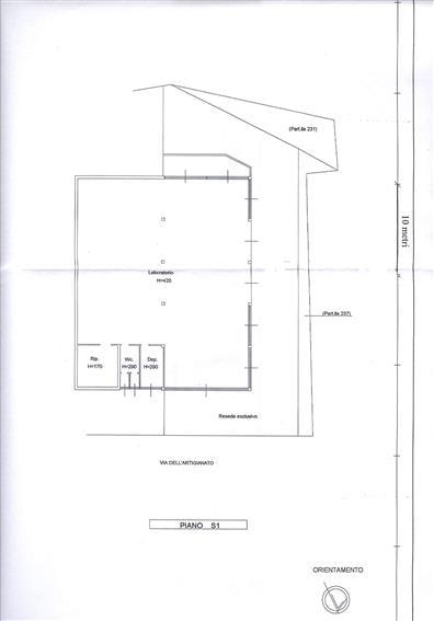 Laboratorio in vendita a Tavarnelle Val di Pesa, 9999 locali, prezzo € 450.000 | Cambio Casa.it