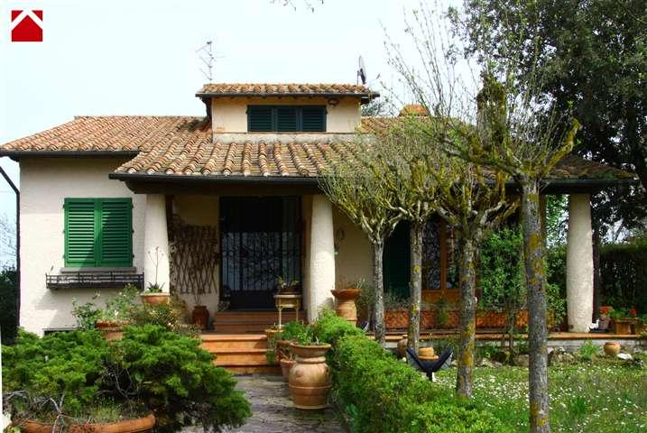 Villa in vendita a Barberino Val d'Elsa, 9 locali, zona Zona: Marcialla, prezzo € 690.000 | Cambio Casa.it