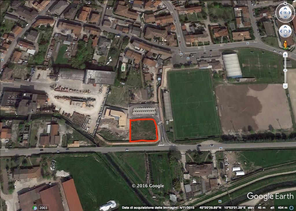 Terreno Edificabile Residenziale in vendita a Povegliano Veronese, 9999 locali, prezzo € 220.000 | Cambio Casa.it