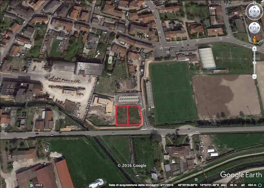 Terreno Edificabile Residenziale in vendita a Povegliano Veronese, 9999 locali, prezzo € 110.000 | Cambio Casa.it