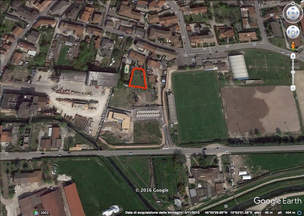 Terreno Edificabile Residenziale in vendita a Povegliano Veronese, 9999 locali, prezzo € 60.000 | Cambio Casa.it
