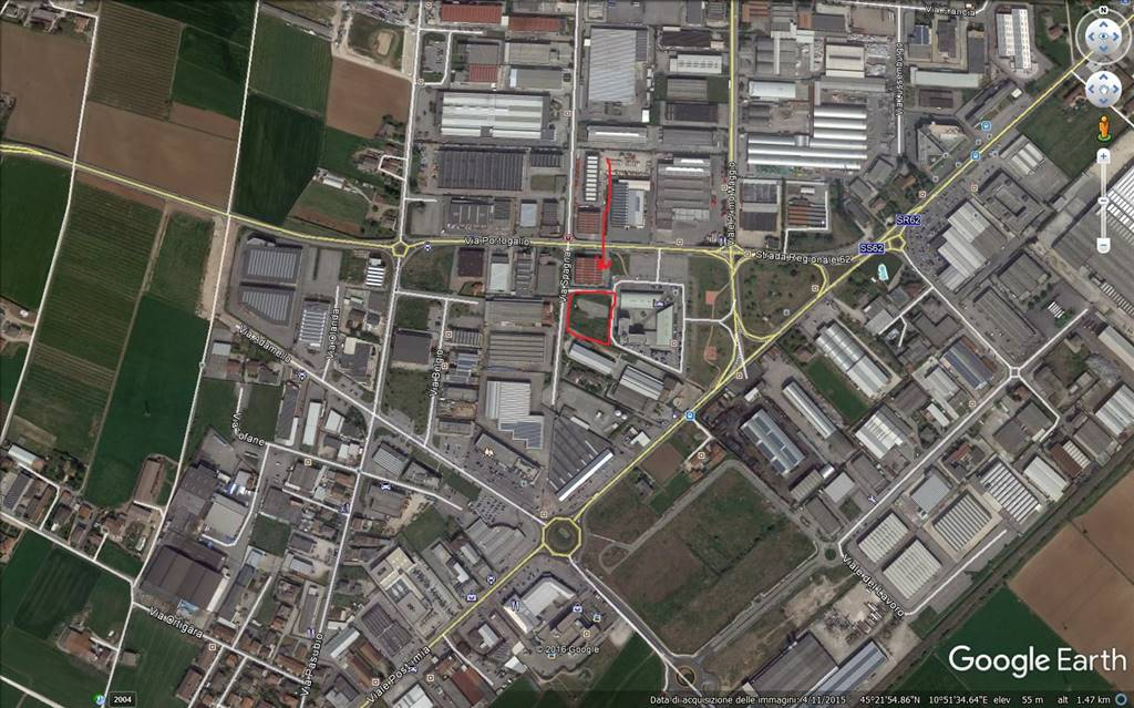 Terreno Edificabile Comm.le/Ind.le in vendita a Villafranca di Verona, 9999 locali, prezzo € 580.000 | CambioCasa.it
