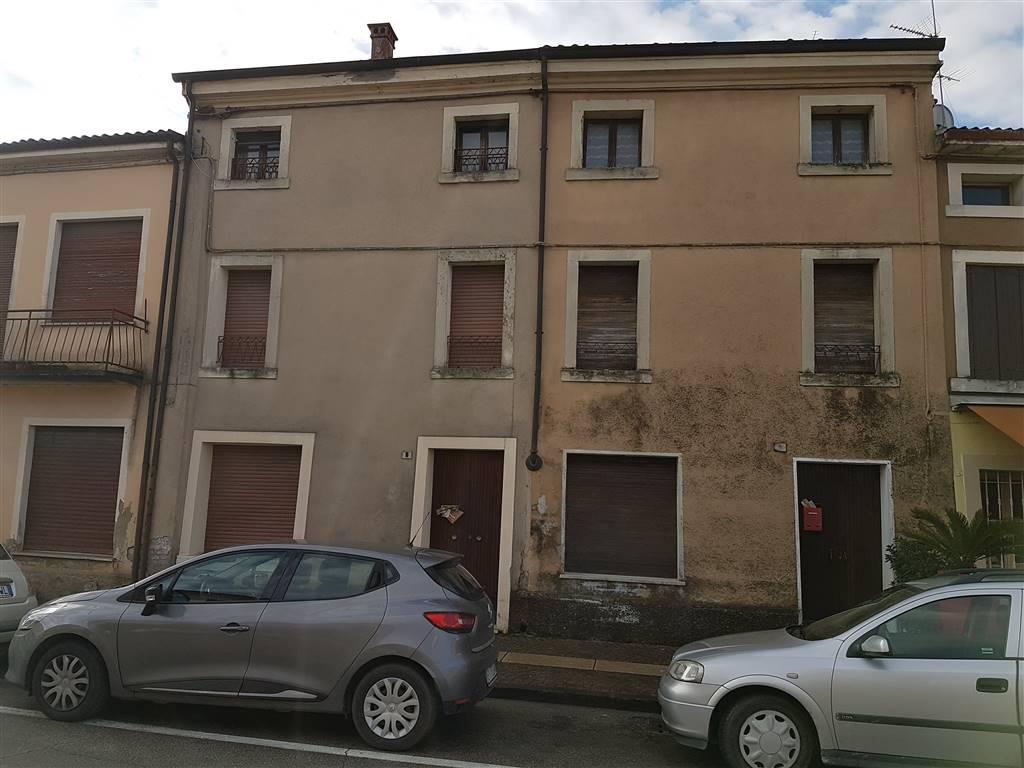 Soluzione Indipendente in vendita a Povegliano Veronese, 5 locali, prezzo € 97.000 | Cambio Casa.it