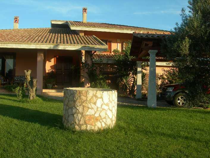 Villa-Villetta Vendita Santa Giusta