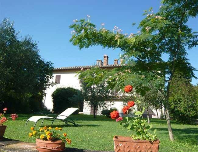 1168 Rustic farmhouse in MONTESPERTOLI