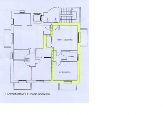 Attico / Mansarda in vendita a Mandello del Lario, 3 locali, prezzo € 205.000 | Cambio Casa.it