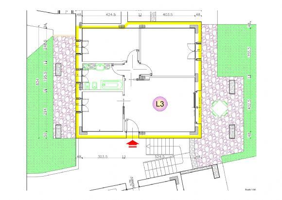 Soluzione Indipendente in vendita a Torre de' Busi, 2 locali, zona Zona: San Michele, prezzo € 200.000 | Cambio Casa.it