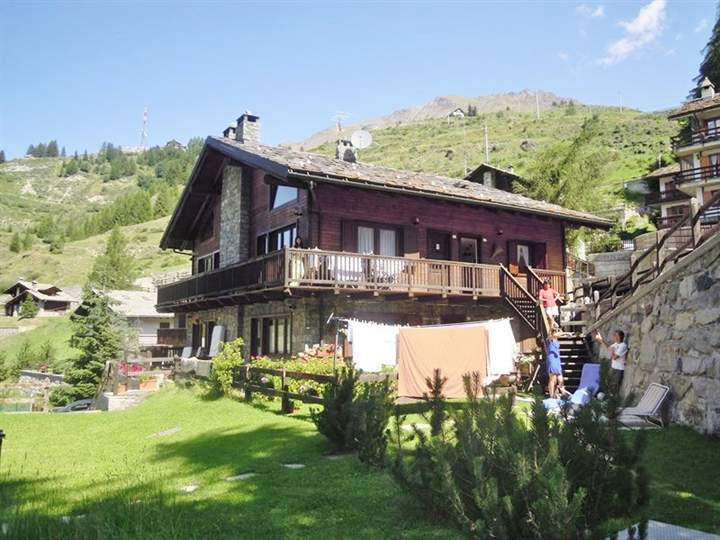 Soluzione Indipendente in vendita a Cogne, 3 locali, prezzo € 179.000 | Cambio Casa.it