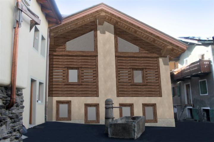 Appartamento in vendita a Cogne, 2 locali, zona Zona: Veulla, prezzo € 210.000 | Cambio Casa.it