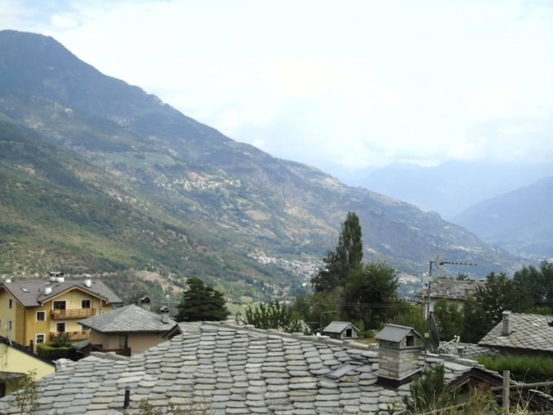 Terreno Edificabile Residenziale in vendita a Aosta, 9999 locali, zona Zona: Entrebin, prezzo € 98.000 | Cambio Casa.it