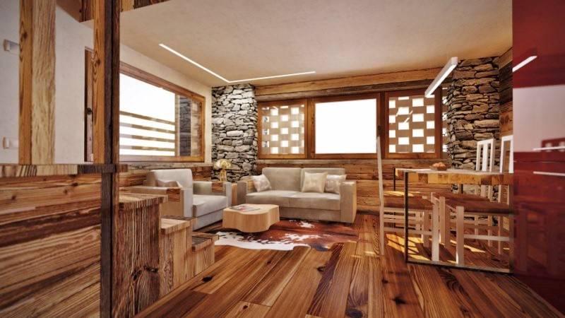 Appartamento in vendita a Cogne, 2 locali, zona Zona: Lillaz, prezzo € 190.000 | CambioCasa.it
