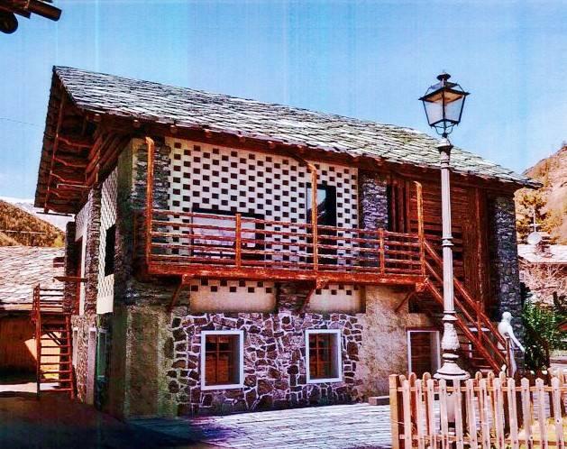 Appartamento in vendita a Cogne, 2 locali, zona Zona: Lillaz, prezzo € 190.000 | Cambio Casa.it