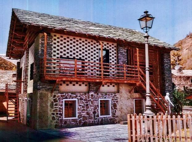Appartamento in vendita a Cogne, 3 locali, zona Zona: Lillaz, prezzo € 330.000 | Cambio Casa.it