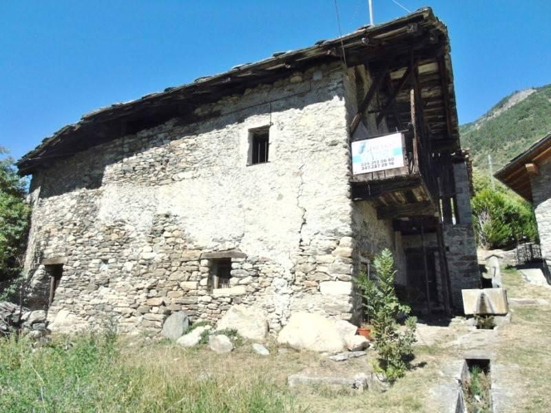 Rustico / Casale in vendita a Roisan, 4 locali, prezzo € 52.000 | Cambio Casa.it